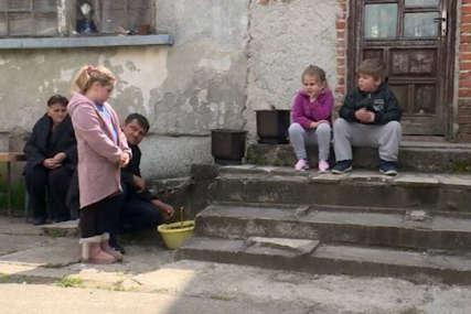OTVORENI RAČUNI ZA POMOĆ Desetoro djece ostalo bez majke, potreban novac za kupovinu kuće