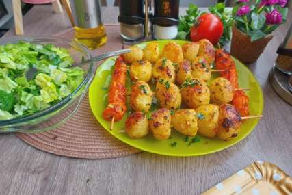 Lako za pripremu i savršeno iz bakine kuhinje: Posni roštilj od krompira