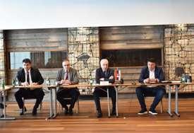 OPOZICIJA NA JAHORINI Usaglašavanje zajedničke platforme za izlazak na opšte izbore 2022. (FOTO)
