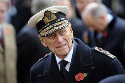 NEĆE BITI JAVNA Sahrana princa Filipa 17. aprila