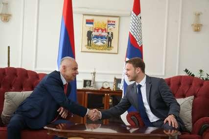 Stanivuković nakon sastanka sa gradonačelnikom Beograda: Ovaj dan je najvažniji od svih koje je Banjaluka imala (FOTO)
