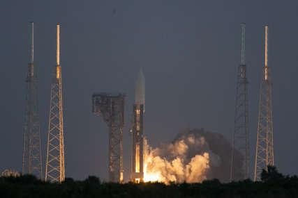 NE ZNAJU MJESTO UDARA Dio rakete nekontrolisano pada ka Zemlji