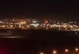 Eksplozija u blizini AMERIČKE BAZE: Raketni napad kod aerodroma Erbil u Iraku (VIDEO)