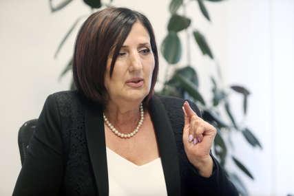 PETI MANDAT Ranka Mišić reizabrana za predsjednika Saveza sindikata Srpske