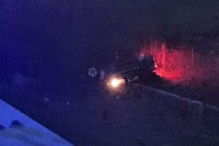 Potresna scena na MJESTU TRAGEDIJE: U saobraćajnoj nesreći poginula tri muškarca, jauci njihovih prijatelja kidaju dušu