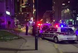 Detalji obračuna u Sarajevu: Odjeknulo deset hitaca, policija uhapsila napadača (VIDEO)