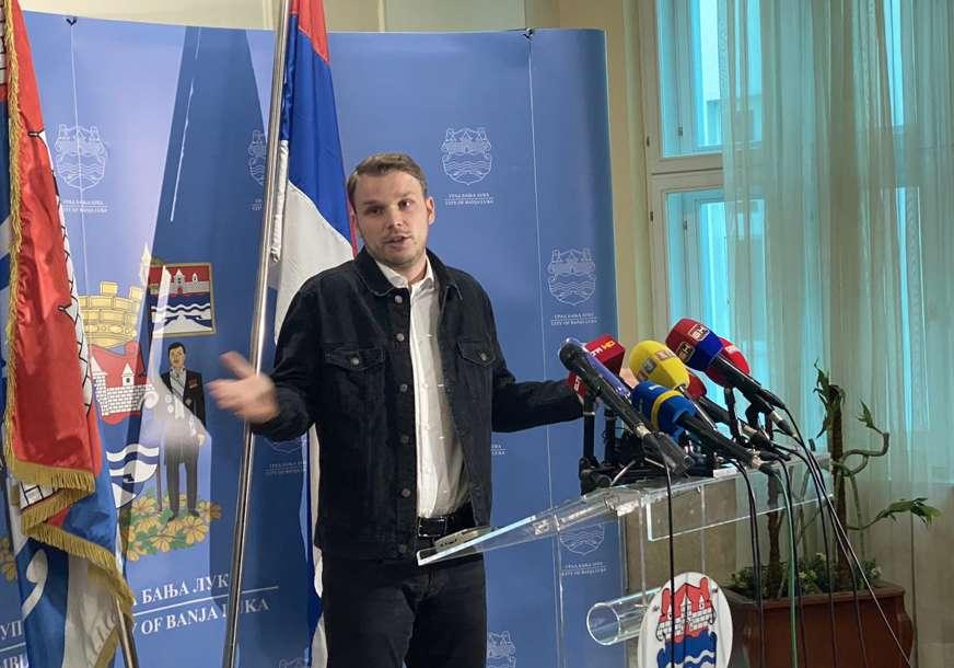 """""""Ovo je namjerno INSCENIRANA KRIZA"""" Stanivuković kaže da je ponudio maksimum, ali da od Banjaluke traže i ono što nema (FOTO)"""