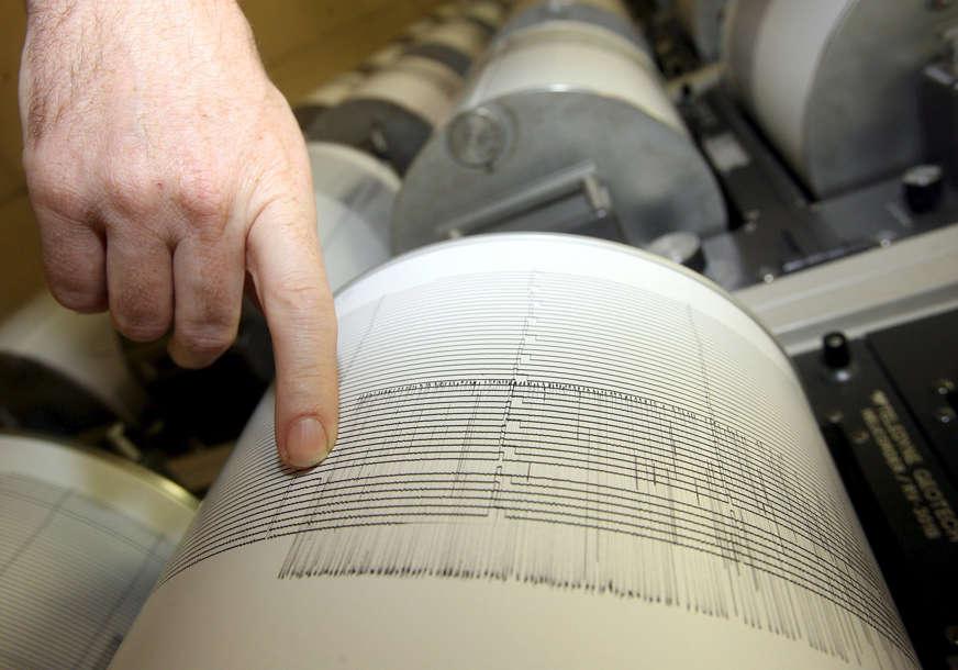 Tlo nastavlja da prijeti: Snažan zemljotres pogodio Grčku