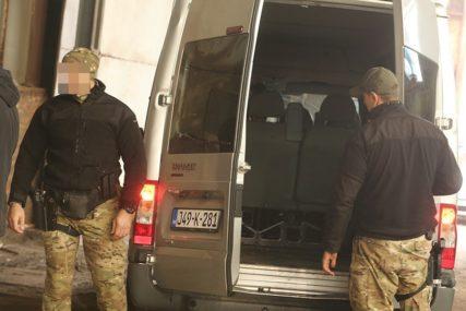 Velika akcija SIPA u USK: Uhapšeno pet policajaca, među njima komandiri u Bihaću i Bosanskom Petrovcu