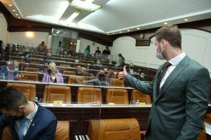 Dogovor o budžetu grada VISI U VAZDUHU: Otkazan sastanak gradonačelnika i većine u Skupštini grada