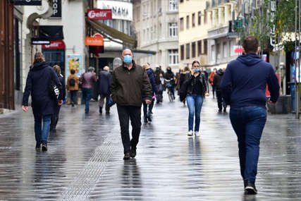 USKORO POPUŠTANJE MJERA Smanjuje se broj zaraženih u Sloveniji, otvaraju se bašte