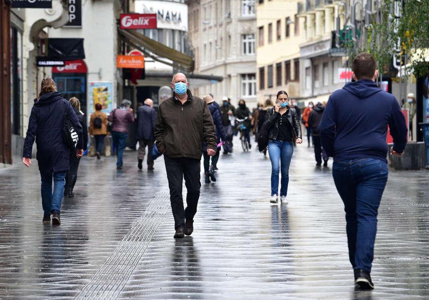 RELAKSACIJA MJERA U Sloveniji od sutra dozvoljena javna okupljanja do 100 ljudi