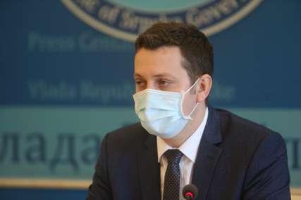 """""""Brojke ukazuju na pogoršanje situacije"""" Zeljković ističe da će Institut za javno zdravstvo predložiti  pooštravanje mjera u Srpskoj"""