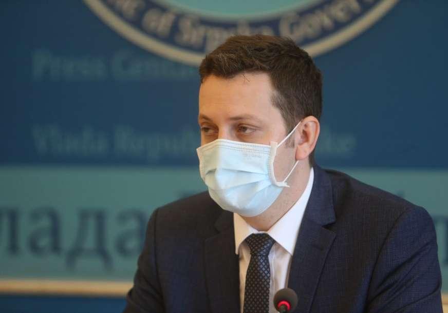 Osumnjičen za zloupotrebu položaja: Zeljković doveden u Republičko tužilaštvo