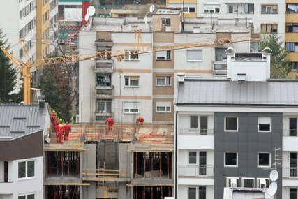 Oprezniji s kreditima: Više se zadužuju samo zbog stanova