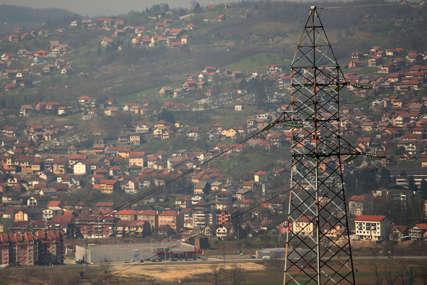 Zbog radova na mreži dva naselja bez struje