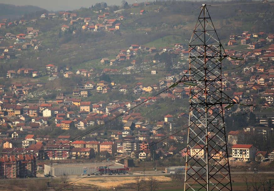 Tri ulice i tri banjalučka naselja danas bez struje