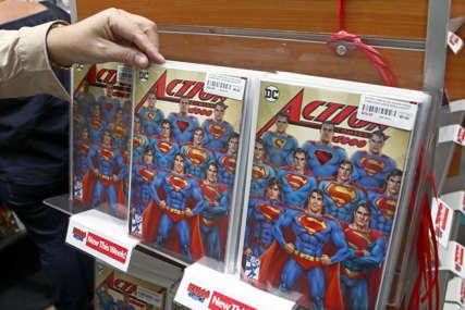 REKORDNA SUMA Strip o Supermenu prodat za 3,25 miliona dolara