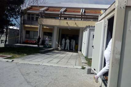 Najteži scenario od početka pandemije u Hercegovini: U martu hospitalizovano više od 200 pacijenata u trebinjskoj bolnici