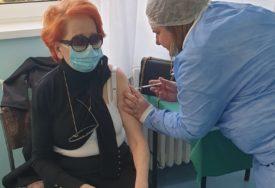 Borba protiv korona virusa: U Gacku počela vakcinacija  građana starijih od 65 godina