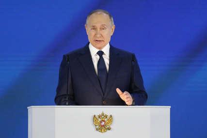 """""""KOLEKTIVNI IMUNITET DO JESENI"""" Putin pozvao Ruse da se vakcinisu protiv virusa korona"""