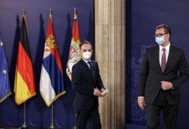 """Vučić nakon sastanka s njemačkim ministrom """"Beograd ne zanimaju tuđe teritorije, želi da gradi mir u regionu"""""""