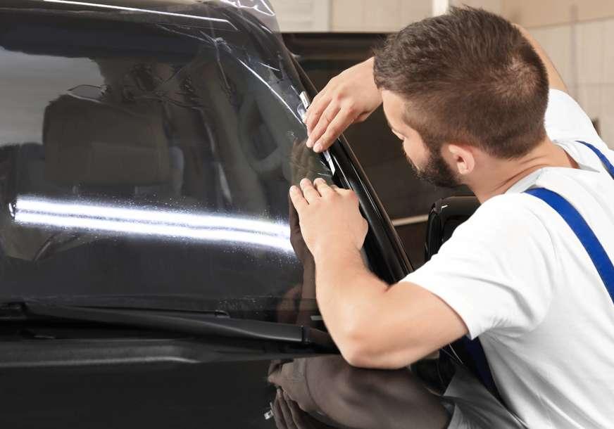 Nova pravila za vozače: Zatamnjivanje stakala na autu SAMO S POTVRDOM