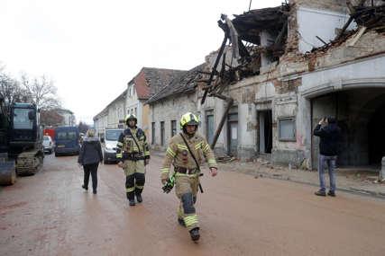 POSLJEDICE ZEMLJOTRESA Pregledano više od 37.000 oštećenih objekata na području Petrinje, Siska i Gline