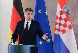 Milanović: Zagreb i Ljubljana se začažu za što skoriji ulazak zemalja zapadnog Balkana u Evropsku uniju