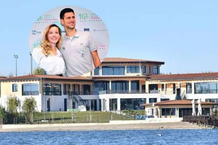 Vila od 1.200 kvadrata na privatnom jezeru: Ovako izgleda NOVO IMANJE ĐOKOVIĆA u Vojvodini (FOTO)