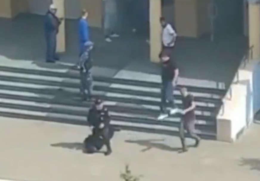 UBIJAO BEZ MILOSTI Prva slika tinejdžera koji je napravio masakr u ruskoj školi (FOTO, VIDEO)