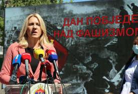 Cvijanovićeva poručila: Srpska želi da živi u miru i u stabilnoj regiji