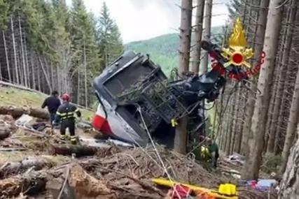Dječak otpušten iz bolnice: Jedini preživjeli u padu žičare u Italiji, u nesreći ostao bez pet članova porodice