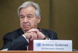 Generalna skupština UN dala Guterešu drugi mandat