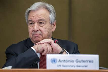 """RJEŠENJE ZA PROBLEM VAKCINACIJE Generalni sekretar UN pozvao SZO da odobri upotrebu """"sputnjika ve"""""""