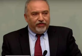 """Liberman optužuje Netanjahua """"Ušao u sukob sa Hamasom kako bi izdejstvovao nove izbore u zemlji"""""""