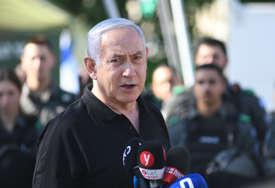 Natenjahu poručuje: Nastavljamo borbu protiv Hamasa punom snagom
