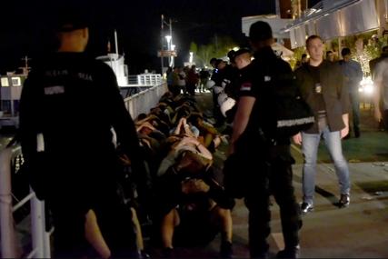 Pokrenut skraćeni prekršajni postupak: 10 osoba osumnjičeno za nasilničko ponašanje kod Beton hale