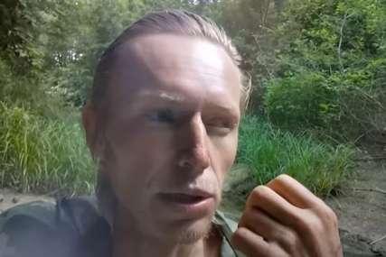 Nevjerovatan izazov: Bloger odlučio da gladuje 40 dana, osjećao je da umire, ali nije odustao (VIDEO)