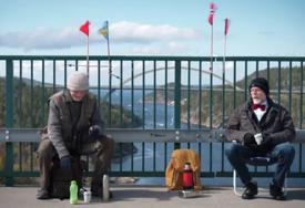 Dirljiva slika raznježila svijet: Korona je probala da razdvoji blizance, a oni se svake nedjelje sretnu na mostu koji dijeli dvije zemlje (VIDEO)
