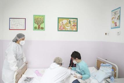 """""""Jednom djetetu je oduzeta  lijeva strana tijela"""" Doktor Instituta iz Beograda o posljedicama korone na najmlađe pacijente"""