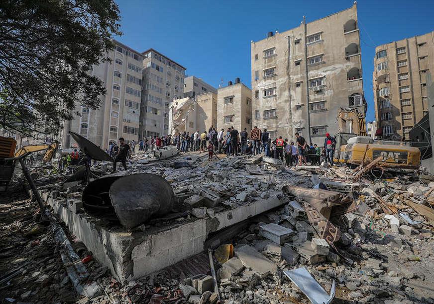 SZO zatražla pristup pacijentima u Gazi: Potrebna evakuacija ranjenih i teško bolesnih ljudi