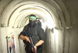 """Unutar Hamasovih podzemnih prolaza: Koriste ih za taktiku """"UDRI I BJEŽI"""", kamuflirani su i teško ih je otkriti (FOTO,VIDEO)"""