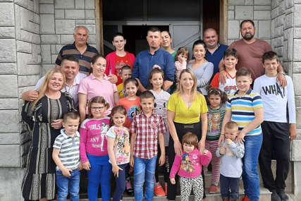 ULICA SA 20 MALIŠANA Donja Marićka ima čime da se pohvali, dječja graja ovo naselje čini najbogatijim (FOTO)