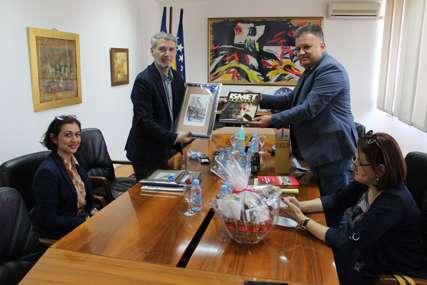 NA ISTOM KOLOSIJEKU Gradišku i Tuzlu spojili ekonomija, turizam i umjetnost (FOTO)