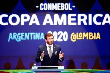 PROBLEMI SA KORONA VIRUSOM Kup Amerike neće biti održan u Argentini