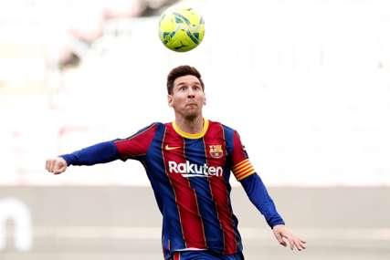 Barselona nudi Mesiju ugovor na 10 godina