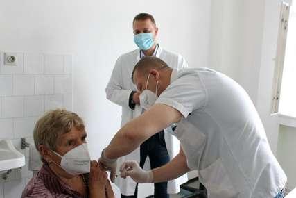 U Istočnom Sarajevu prvu dozu primilo 6.700 osoba: Apel na građane da se vakcinišu, epidemiološka situacija vrlo nepovoljna