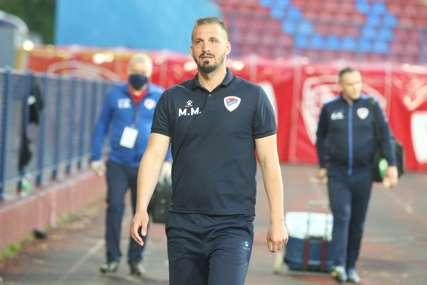 """""""IDEMO DALJE"""" Trener Borca Maksimović nezadovoljan bodom, ali..."""