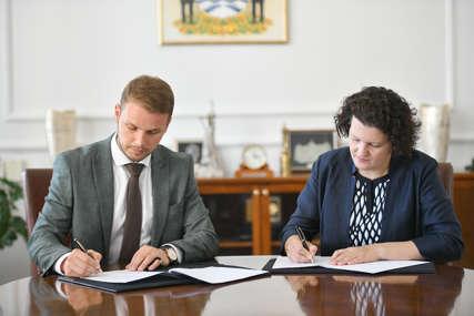 POTPISAN SPORAZUM U Banjaluci će biti nastavljena realizacija zajedničkih projekata Grada i UNDP